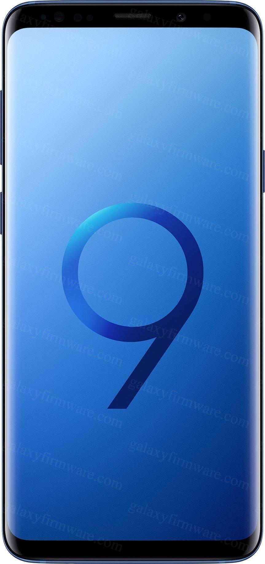 Samsung Galaxy S9+ Maße